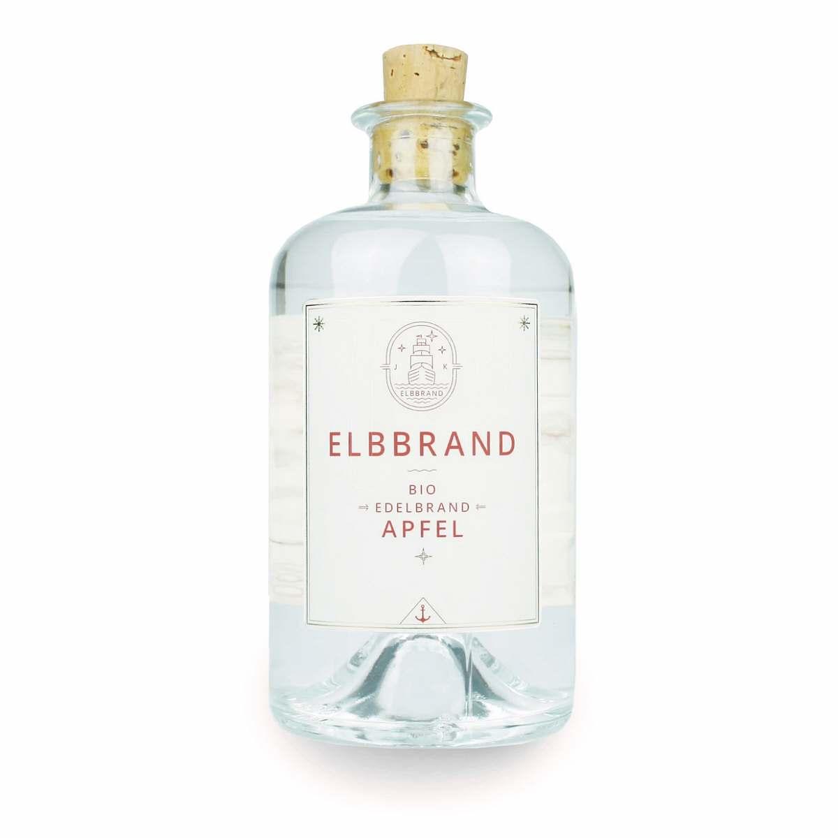 Bio Elbbrand Apfelbrand